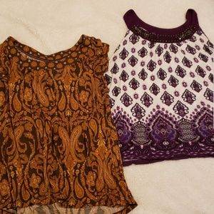 2 Grest Apt. 9 Blouses for 1 low price